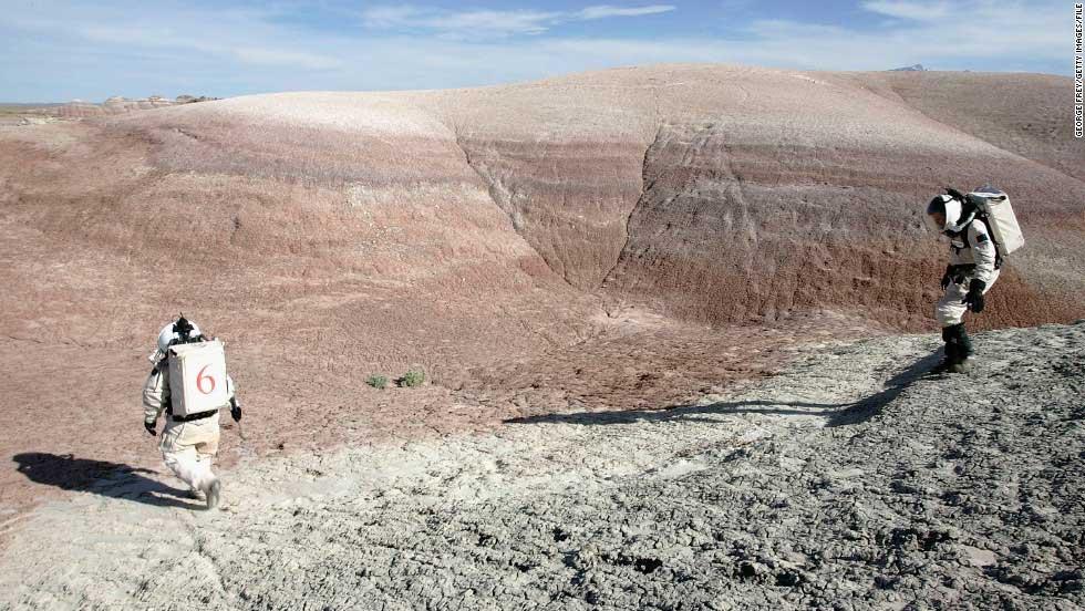 Mars-Isolation