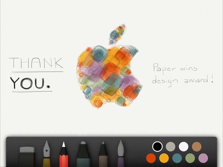 Paper-App-Apple
