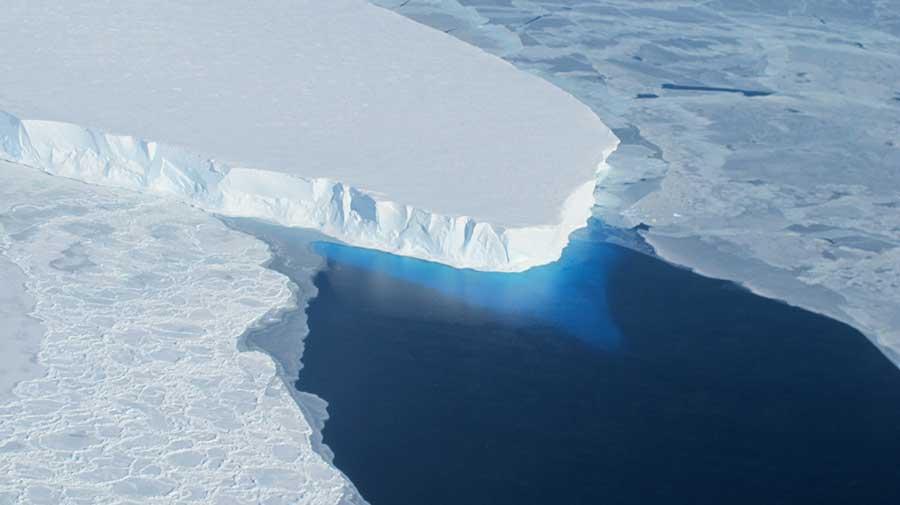 Antartica-Ice-sheet