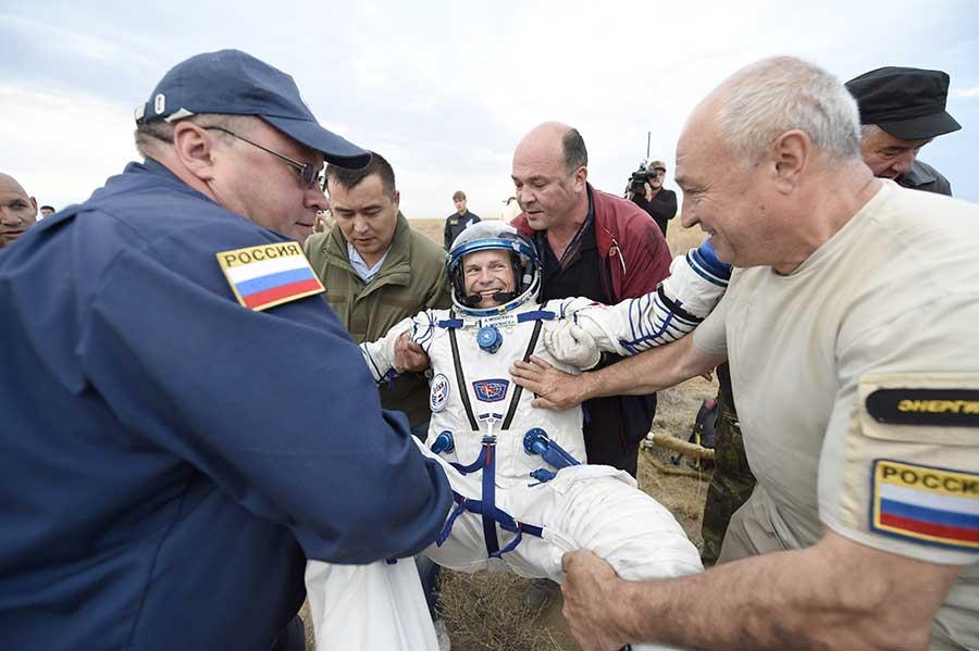 Mogense-ISS-capsule-Padalka