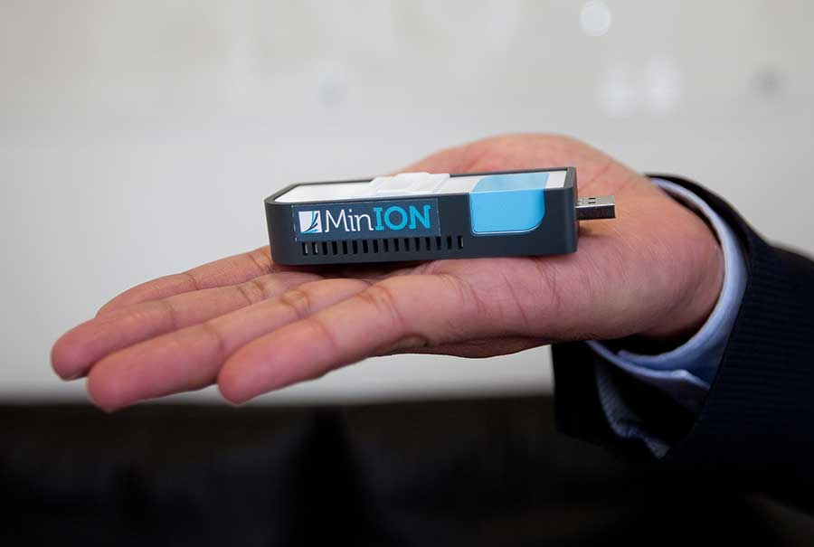 minION-DNA-sequencing