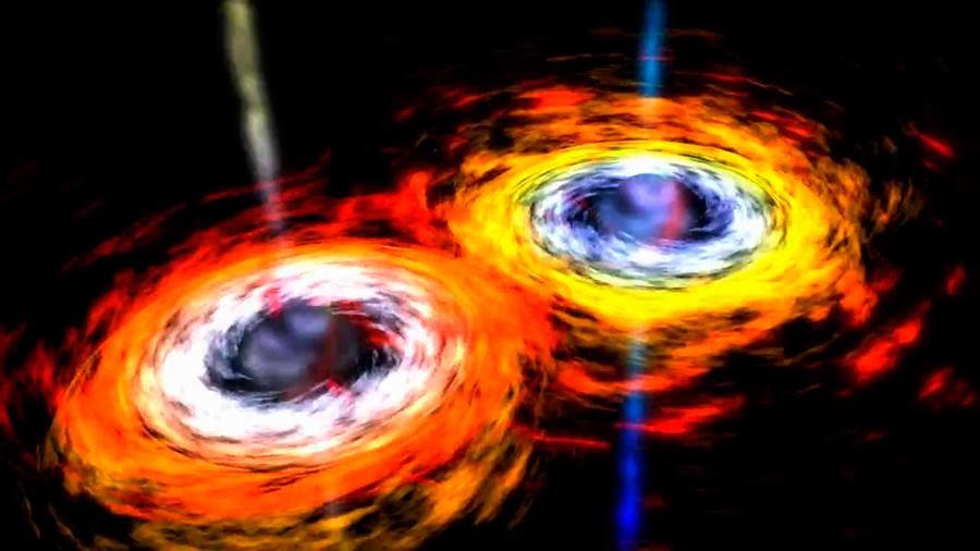 Merging-Black-Holes