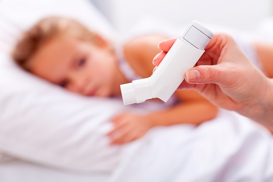 Microbes-in-babies'-guts-may-cause-asthma