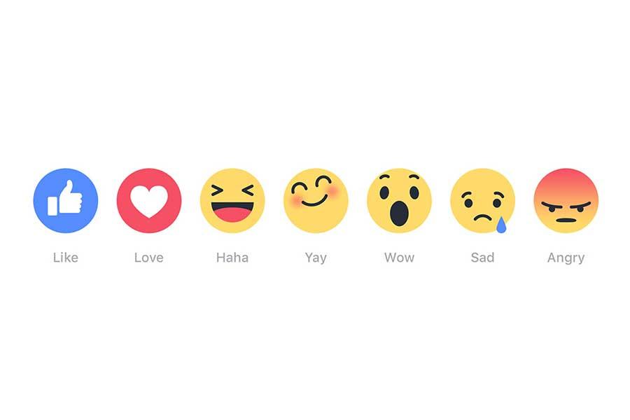 Emoji-Reactions-Facebook-like-