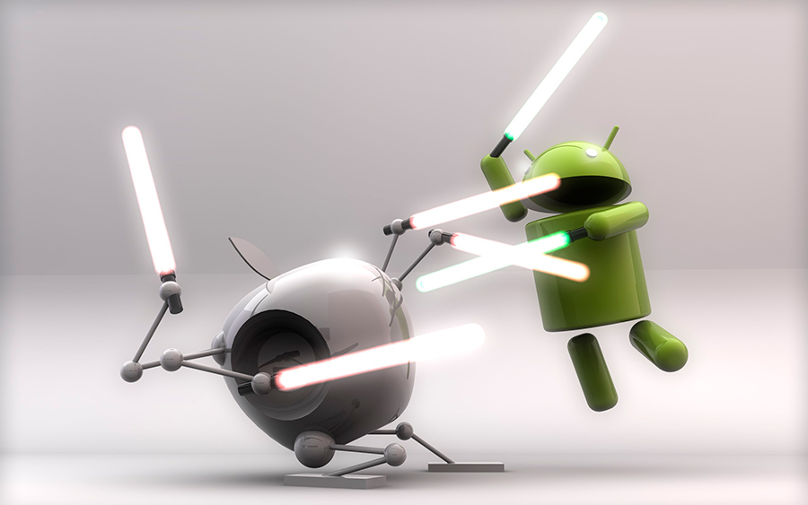 Android-vs.-Apple