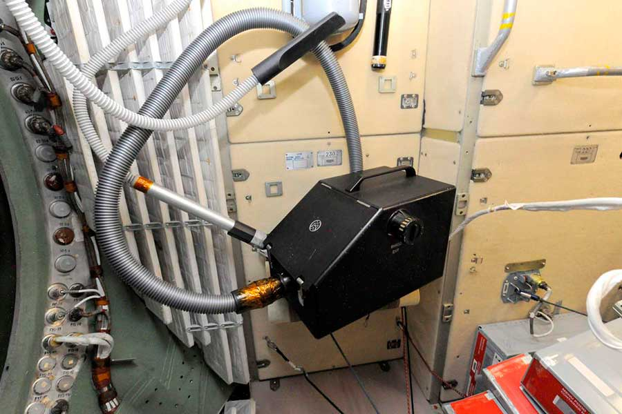 ISS-vacuum-Cleaner