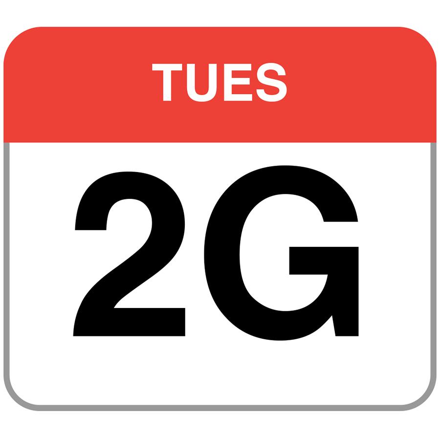 Facebook-2G-Tuesday