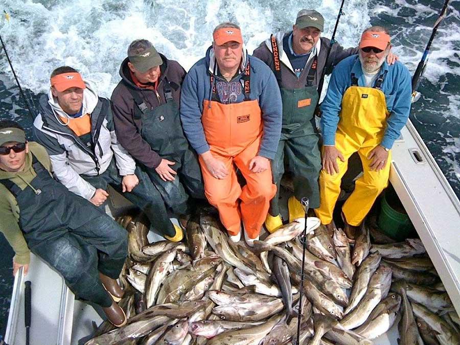 Cod-Fishing