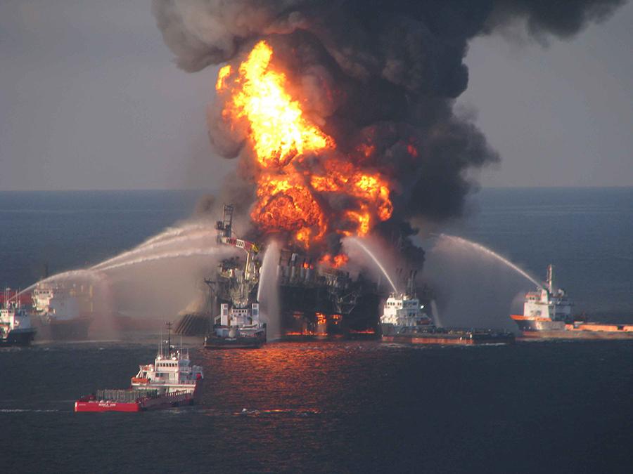 Deep-Water-Oil-Spill