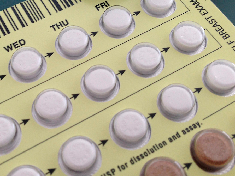 Las pastillas anticonceptivas te pueden volver una loca depresiva, según estudio.