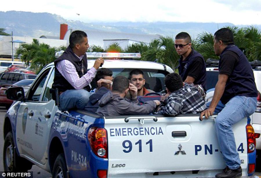 Syrians-in-Honduras