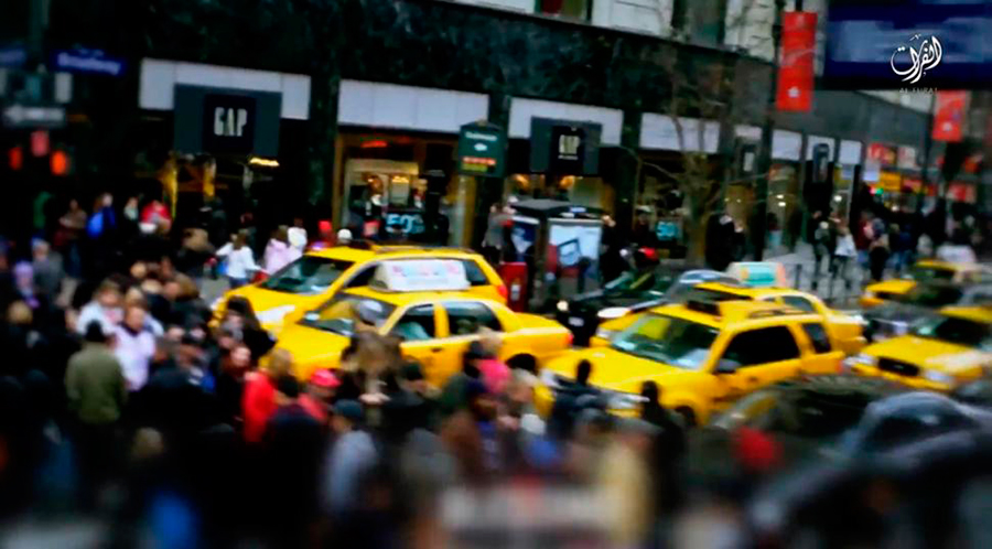 ISIS-New-York-video