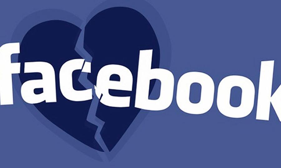 Facebook-breakups