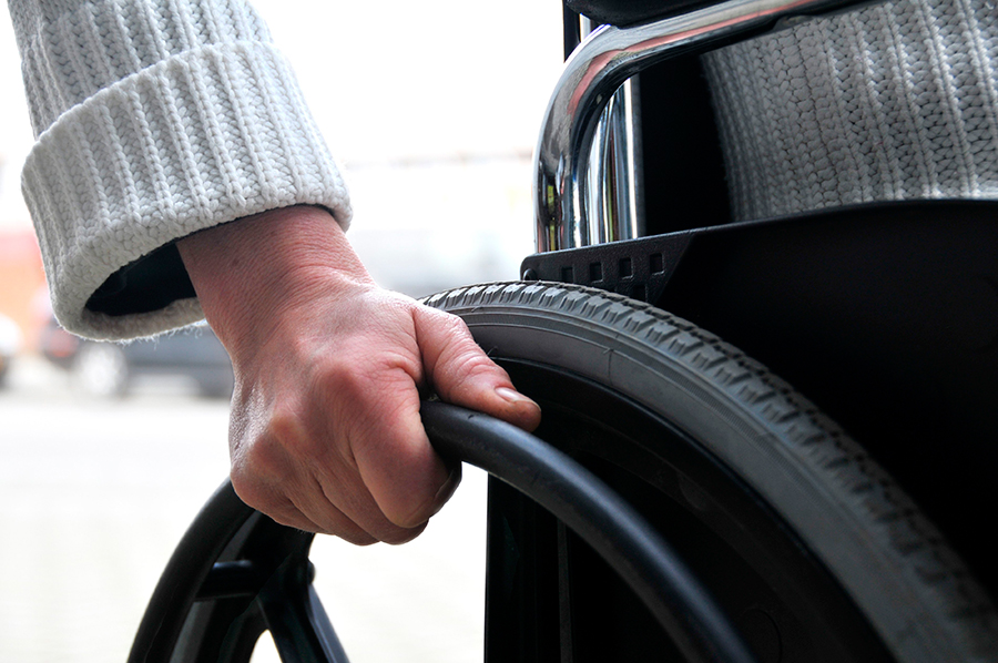 The study found that people in wheelchair are more vulnerable of being killed by a car crash. Credit: Nowtech.hu