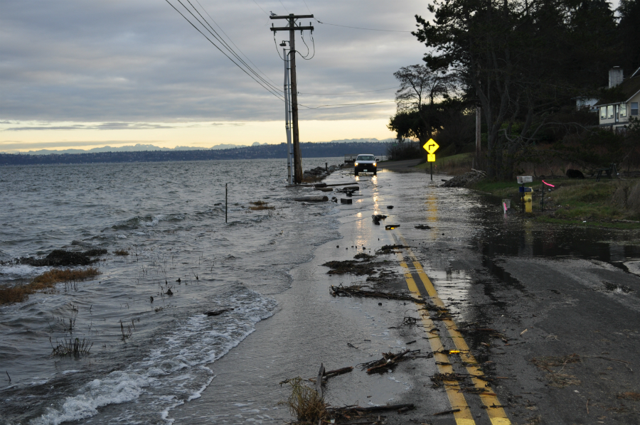 . Photo: The Seattle Times/ Washington Department of Ecology.