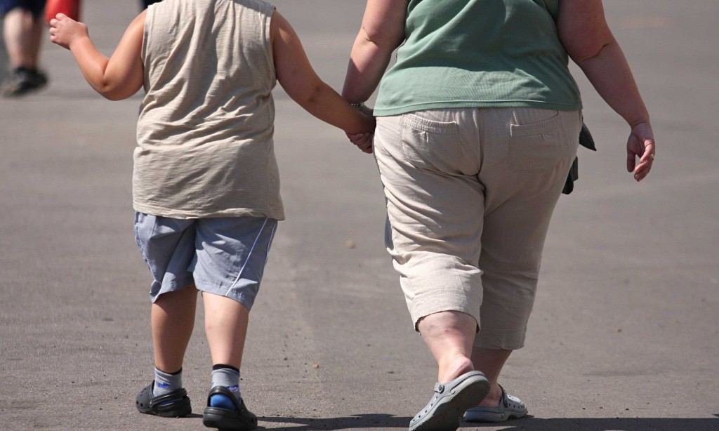 obesity-parents-child