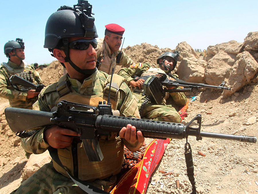 Iraq-recaptures-part-of-Ramadi