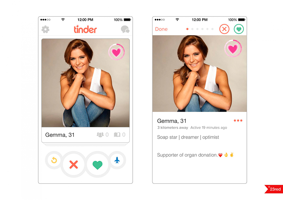 Tinder-organ-donation