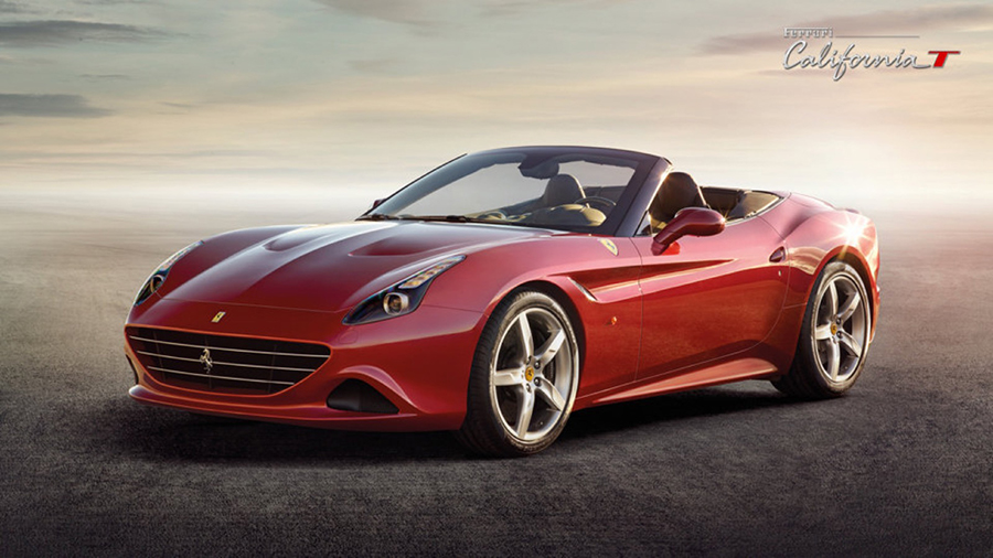 Ferrari recalls 185 2016 California T convertibles due to fire risk