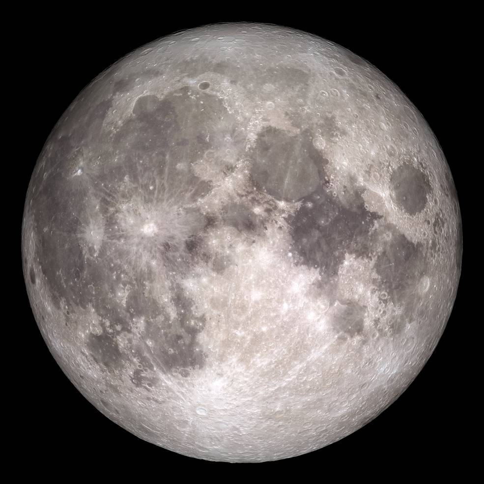 Photo: NASA/Goddard/Lunar Reconnaissance Orbiter