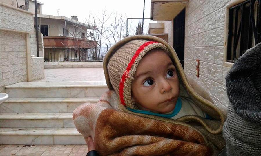 Madaya-Food-Crisis