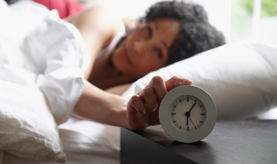 Sleep-depravation