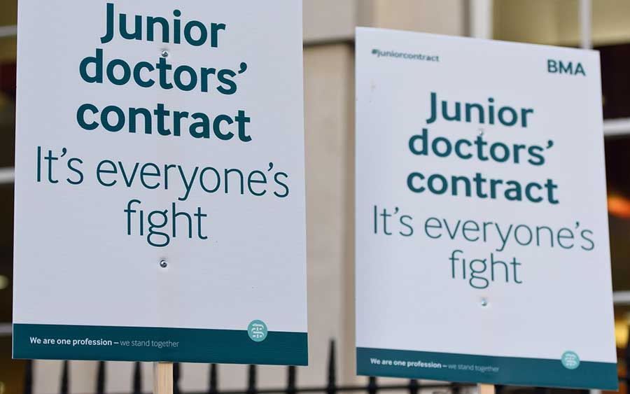junior-doctors-strike-england