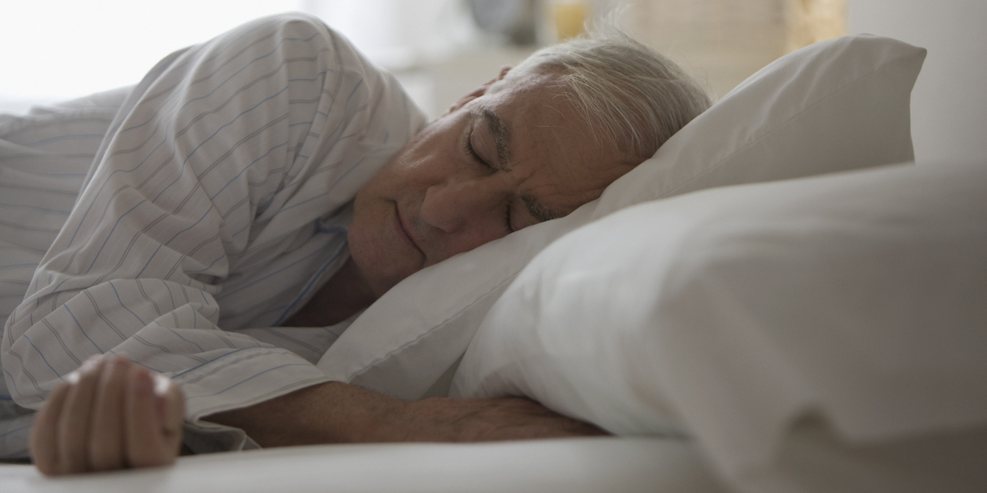 Seniors Poor Sleep Tied to Arteriolosclerosis