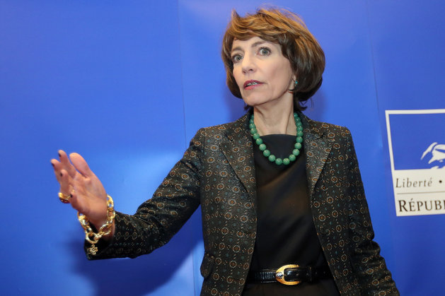 Marisol Touraine, French Health Minister. Photo: The Huffington Post/AP Photo/David Vincent