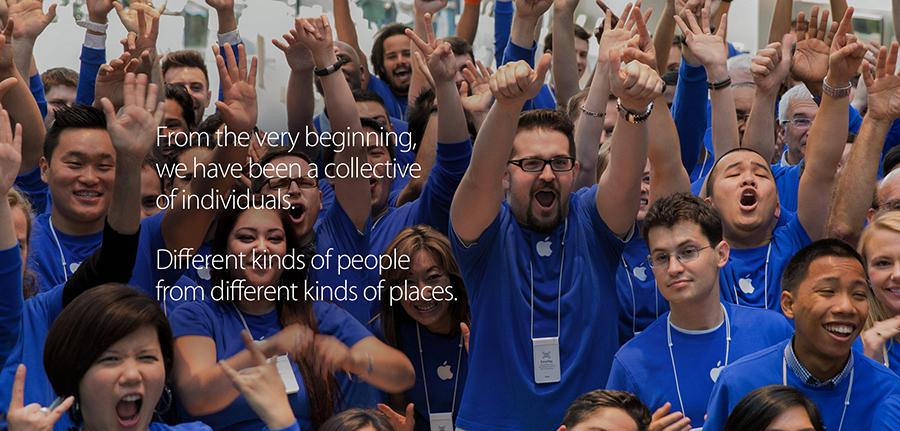 Apple's-diversity