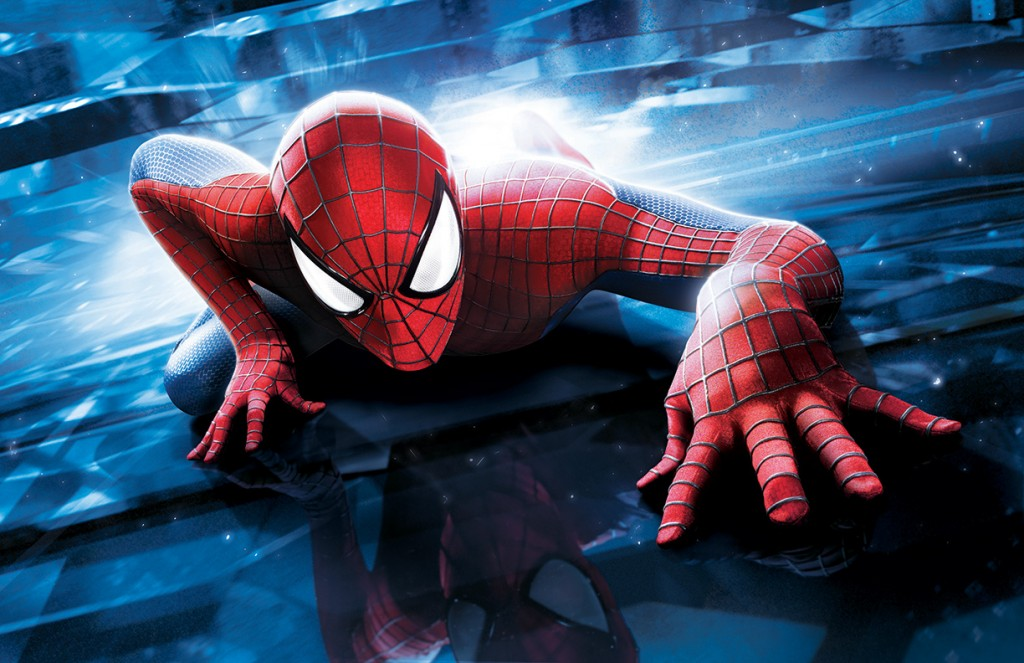 It seems that we'll have to wait to see a real Spiderman on the streets. Photo: The Amazing Spiderman Game