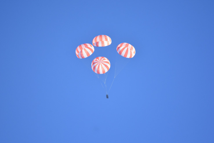 Photo: TechCrunch/NASA
