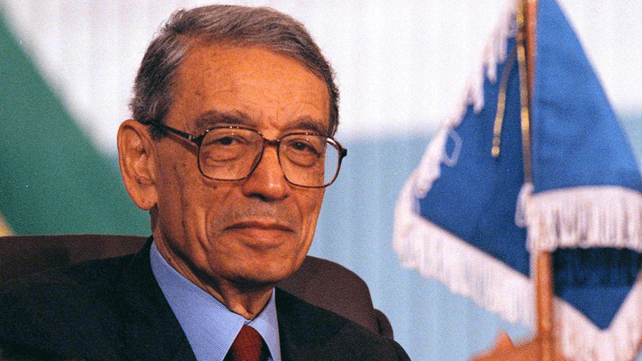 Boutros Boutros-Ghali passed away today at the age of 93 in a hospital in Giza. Photo credit: David Guttenfelder / ABC7