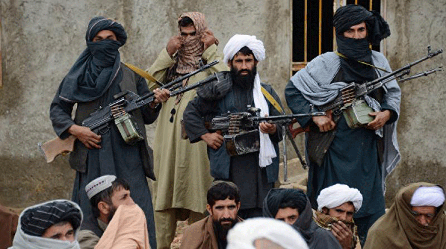 The Taliban have taken responsibility for the bombing in an email sent to media. Photo credit: AP / Deccan Chronicle