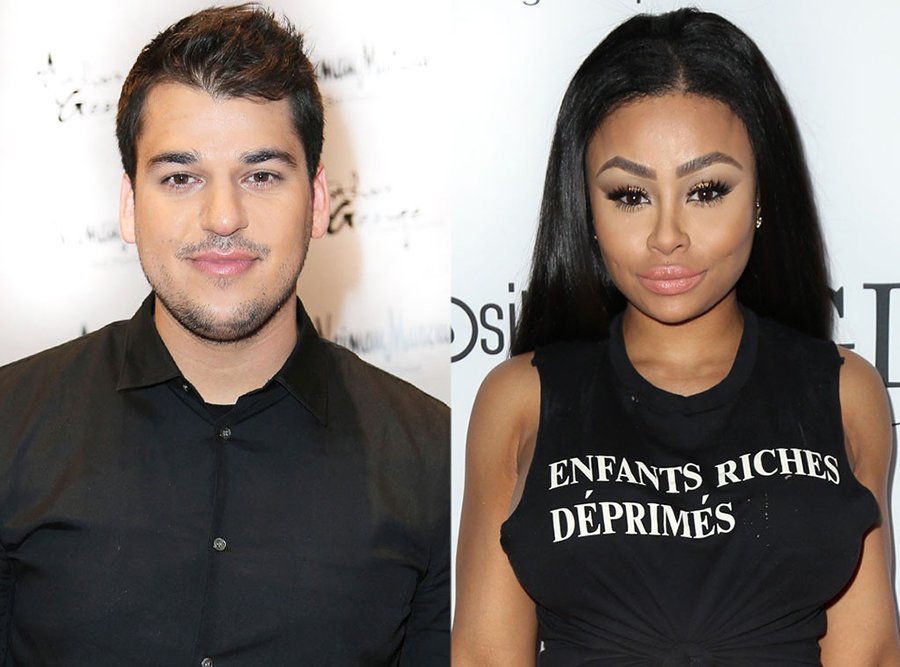 Rob Kardashian And Blac Chyna Over? Reality TV Stars Suggest Break-Up