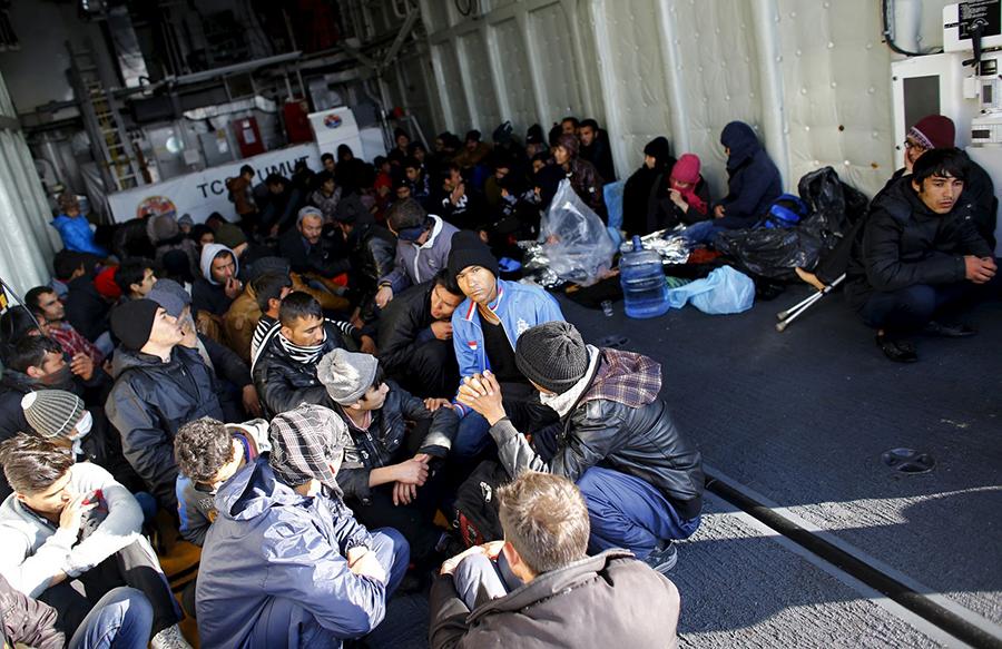 turkey-EU-migrants