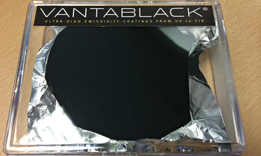 Vantablack-nanotechnology