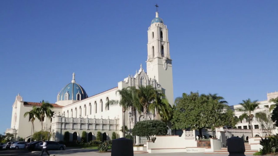 Five students at the University of San Diego (USD) have contracted mumps in the past few days. Photo credit: PR Newswire