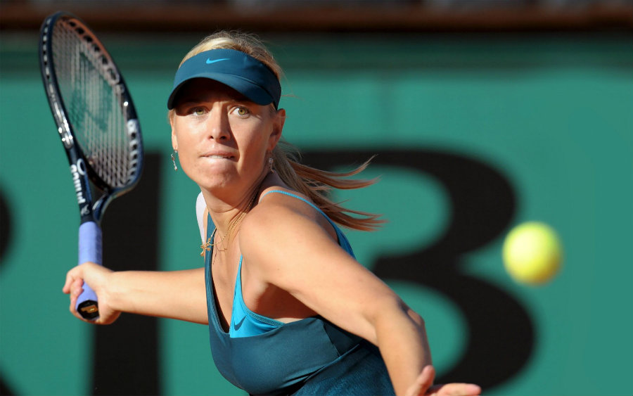 Famed tennis player Maria Sharapova was recently suspended by the United Nations as a goodwill ambassador after she admitted to failing a drug test for Meldonium at the Australian Open in January. Photo credit: Poder Latino News