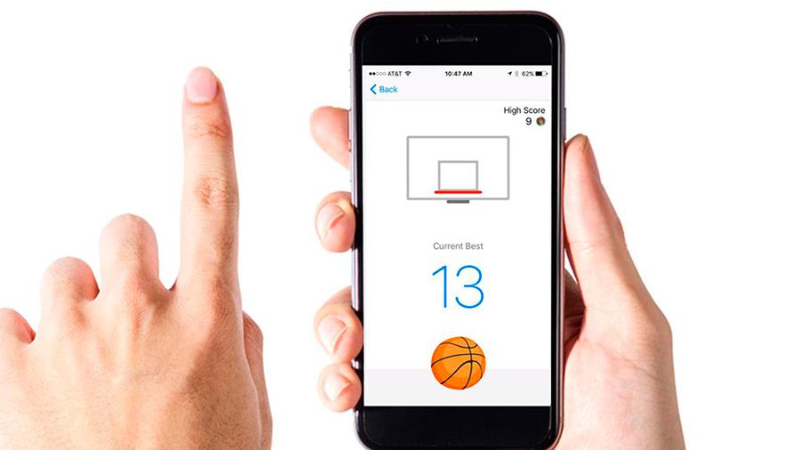 How To Play Facebook Messenger's Hidden Basketball Game