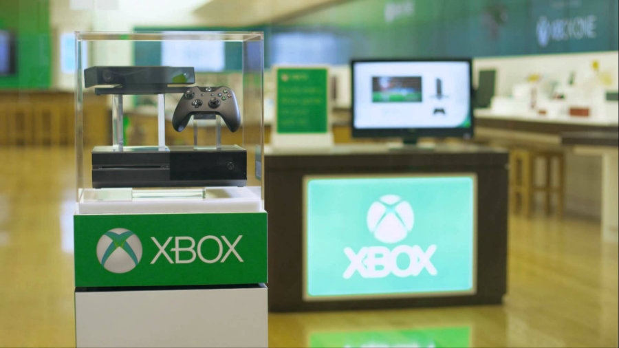"A new Microsoft survey asked people if they will ""sell back"" their digital Xbox games to Microsoft for 10% of the purchase price in return for Xbox Store credit. Photo credit: Jennifer J. Chen / Microsoft News Center Staff"