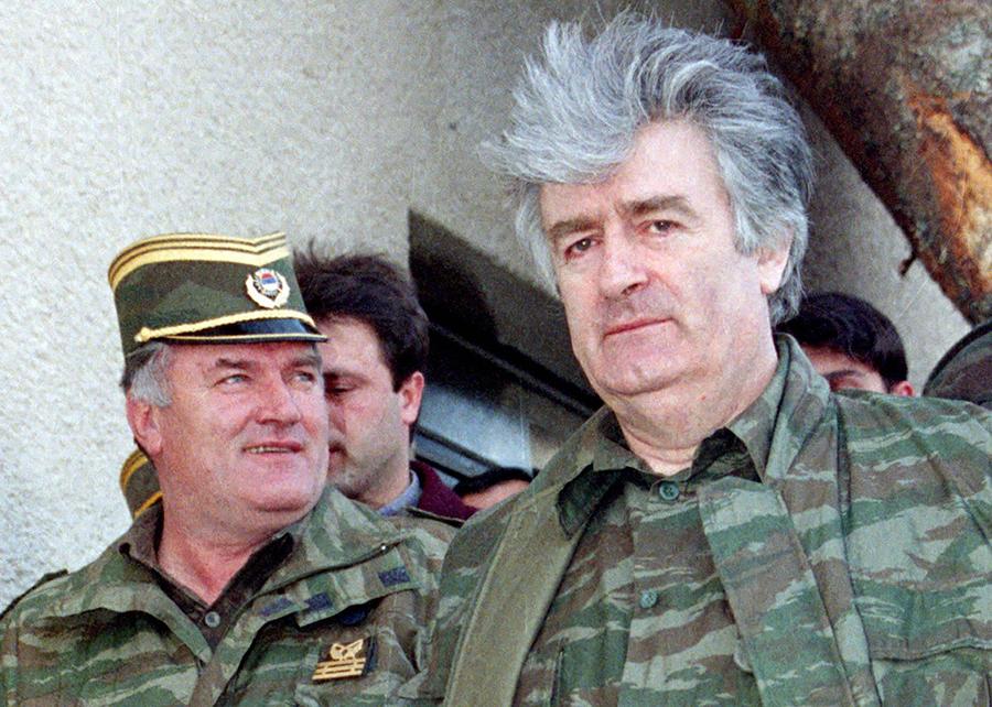 Radovan-Karadžić-Genocide