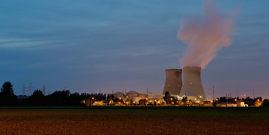belgium-nuclear-plant