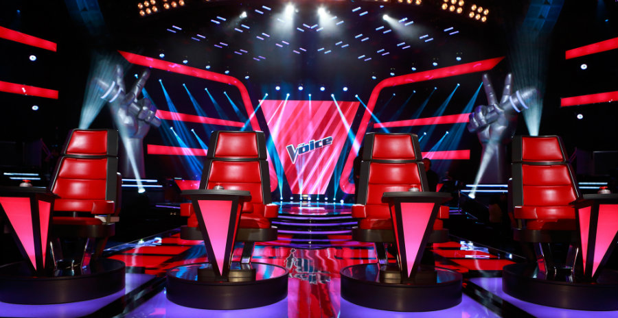 The Voice, the NBC's singing competition show welcomes top R&B singer Alicia Keys and controversial pop star Miley Cyrus as new judges in the upcoming season on September 2016. Photo credit: Playbuzz