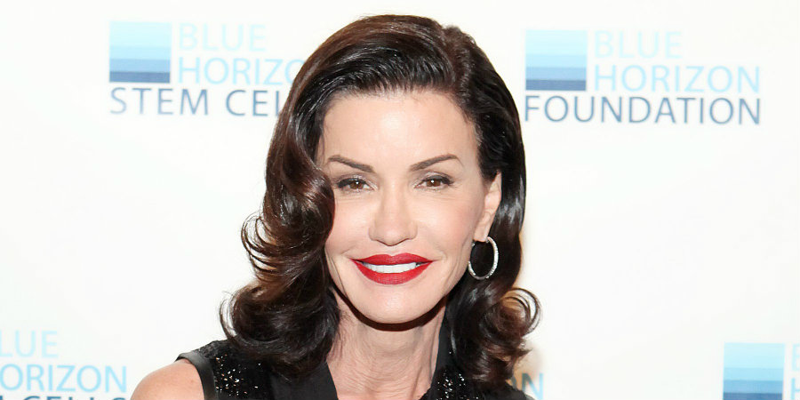 Janice Dickinson recently announced in an emotional interview with Daily Mail Online that she has been suffering from breast cancer. Photo credit: Celebrity.Money