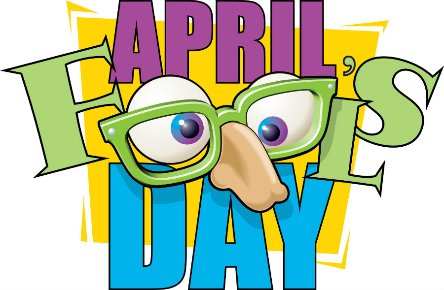 April Fools' Day offers a nationwide hall-pass for all pranksters to show the best in their repertoire while people who don't appreciate pranks can only wait for it to pass. Photo credit: Heads up