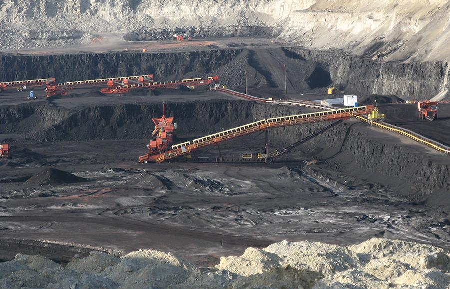 Coal-Wyoming-