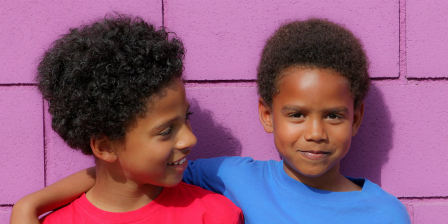 A new study discovered a surprising reason why black and latino children do not have insurance. Photo credit: The Huffington Post