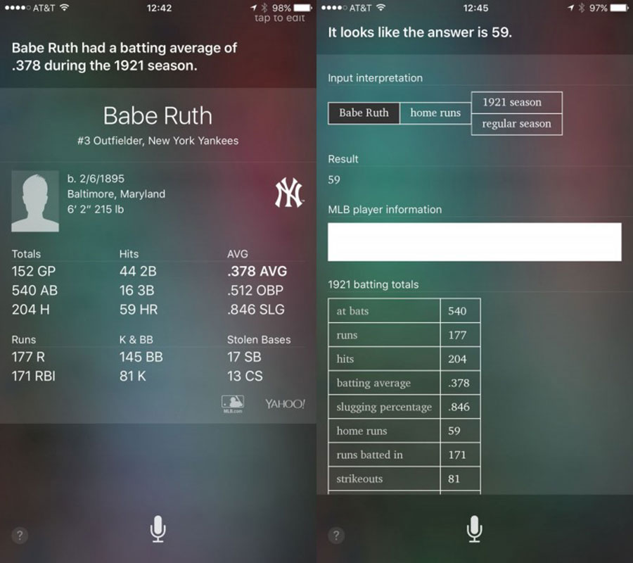 Siri-and-MLB