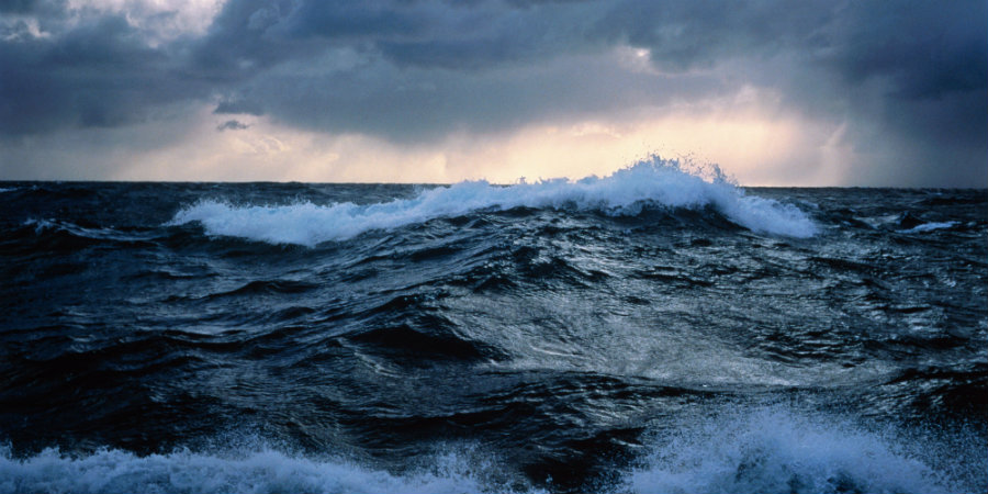 Scientists just dropped alarming news about the devastated ecology and the chemistry of the Pacific Ocean. Photo credit: Huffington Post